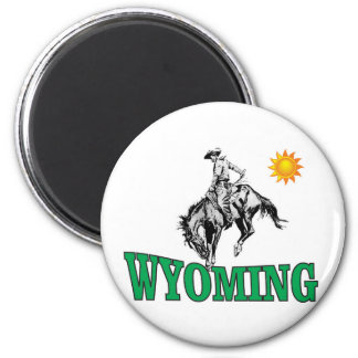 Aimant Cowboy du Wyoming