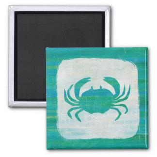Aimant Crabe côtier d'Aqua de  