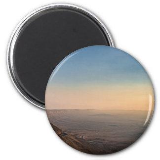 Aimant Cratère de Mizpe Ramon, Israël