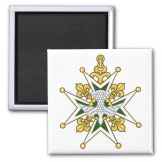 Aimant Croix Huguenot