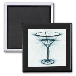 Aimant Croquis en verre de Martini