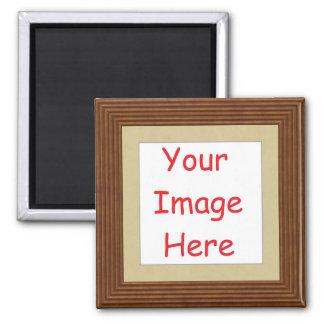 Aimant Customized a personnalisé ajoutent votre photo à