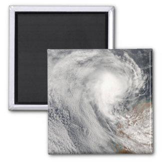 Aimant Cyclone tropical Melanie outre de l'Australie