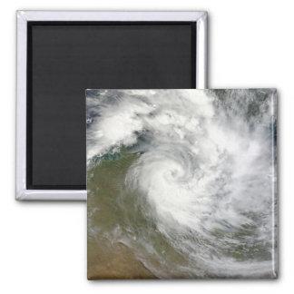 Aimant Cyclone tropical Paul au-dessus de l'Australie