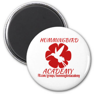 Aimant d'académie de colibri