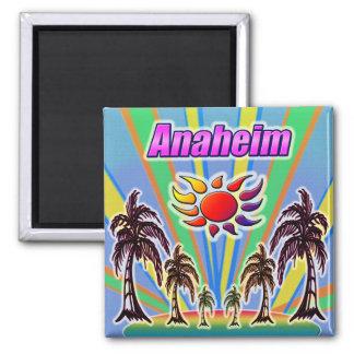 Aimant d'amour d'été d'Anaheim