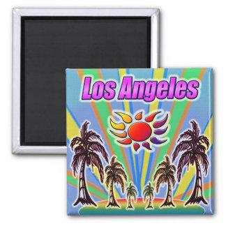 Aimant d'amour d'été de Los Angeles