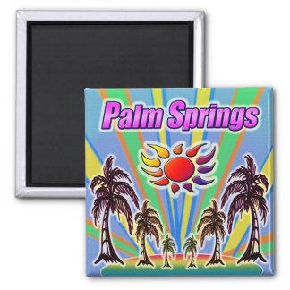Aimant d'amour d'été de Palm Springs