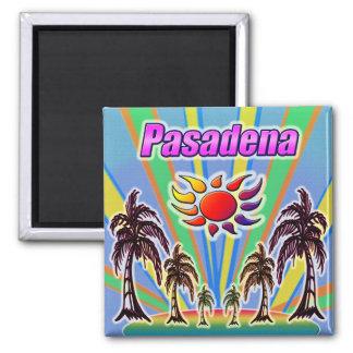 Aimant d'amour d'été de Pasadena