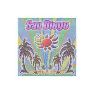 Aimant d'amour d'été de San Diego