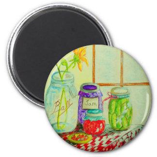 magnets aimants confiture. Black Bedroom Furniture Sets. Home Design Ideas