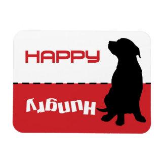 Aimant de alimentation de chien - avez-vous alimen magnet en vinyle