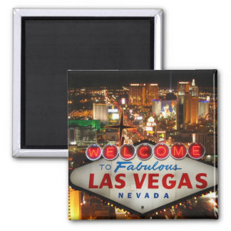 Aimant de bande de Las Vegas
