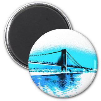 Aimant de bleus de pont