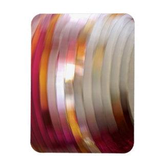 Aimant de boule de disco magnets en vinyle