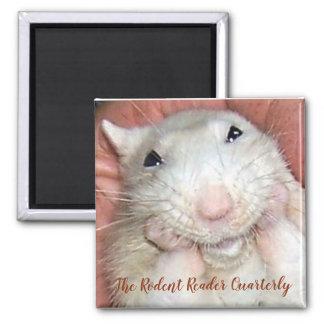 Aimant de Bridget de rat d'animal familier