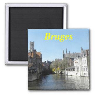 Aimant de Bruges Belgique