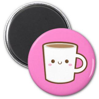 Aimant de café de Kawaii