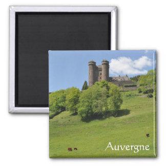 Aimant de château d'Auvergne