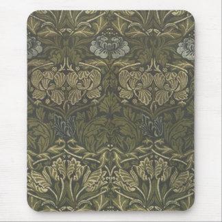 Aimant de conception de tissu de William Morris Tapis De Souris