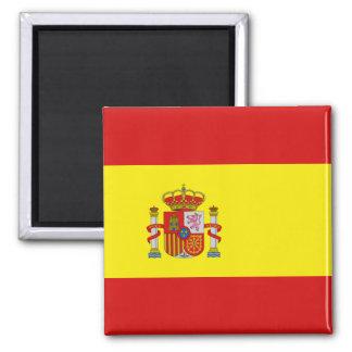 Aimant de drapeau de l Espagne