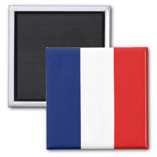 Aimant de drapeau de la France
