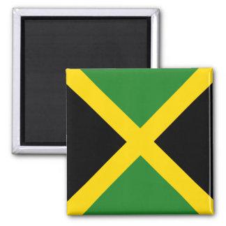 Aimant de drapeau de la Jamaïque