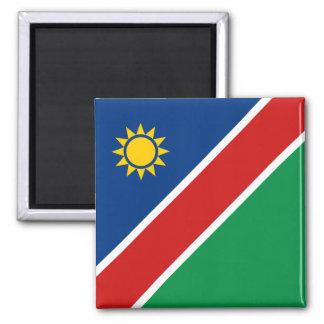 Aimant de drapeau de la Namibie