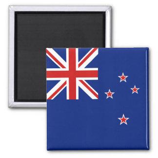 Aimant de drapeau de la Nouvelle Zélande