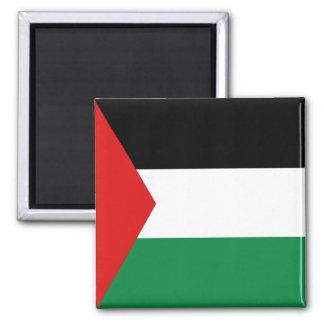 Aimant de drapeau de la Palestine