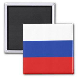 Aimant de drapeau de la Russie