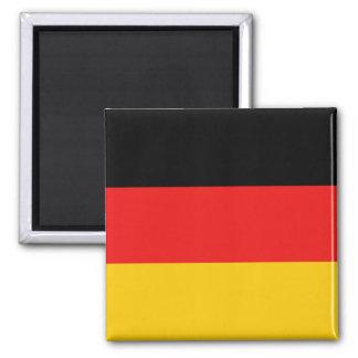 Aimant de drapeau de l'Allemagne