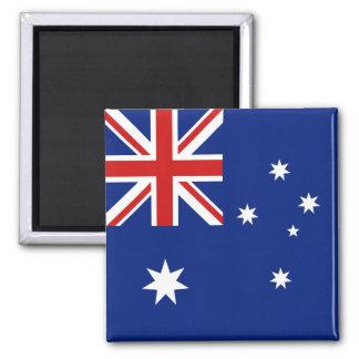 Aimant de drapeau de l'Australie