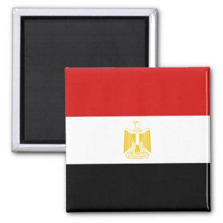 Aimant de drapeau de l'Egypte