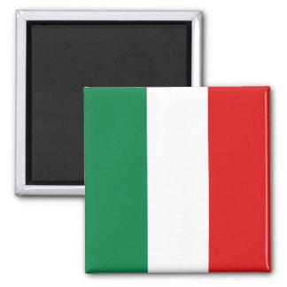 Aimant de drapeau de l'Italie