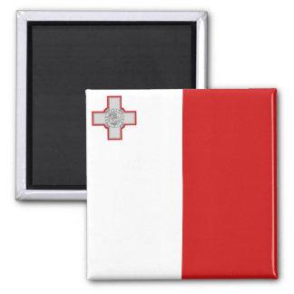 Aimant de drapeau de Malte