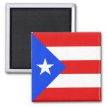 Aimant de drapeau de Porto Rico