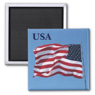 Aimant de drapeau des Etats-Unis !