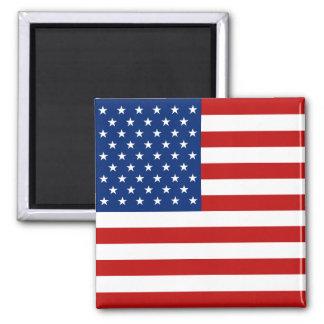Aimant de drapeau des Etats-Unis