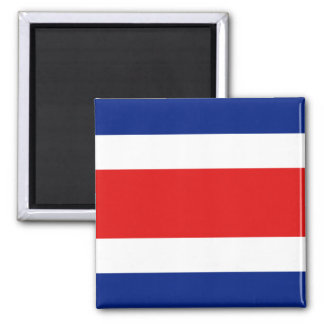 Aimant de drapeau du Costa Rica