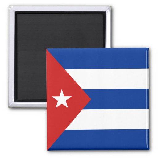 Aimant de drapeau du Cuba