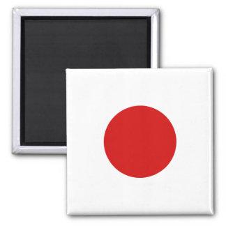 Aimant de drapeau du Japon