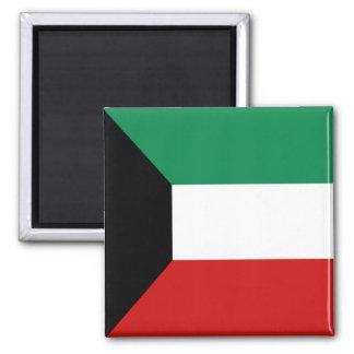 Aimant de drapeau du Kowéit