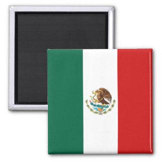 Aimant de drapeau du Mexique