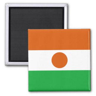Aimant de drapeau du Niger
