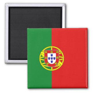 Aimant de drapeau du Portugal