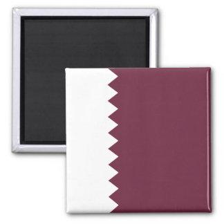 Aimant de drapeau du Qatar