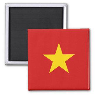 Aimant de drapeau du Vietnam