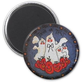 Aimant de fantôme de des bonbons ou un sort