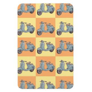 Aimant de Flexi de scooters Magnet En Vinyle